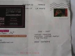 Enveloppe Oie 2485 - France