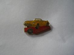 Pins Chevrolet Corvette Cabriolet 1960 - Corvette