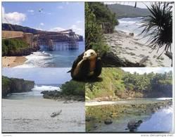 1 X Christmas Island Beaches - Christmas Island
