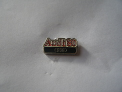 Pins Audi 80 - Audi
