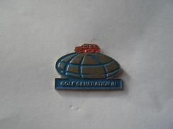 Pins Volkswagen Golf Generation III - Volkswagen