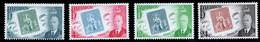 Barbados 1952 MNH Set SG 285/288 - Barbados (...-1966)