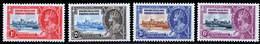 Bechuanaland 1935 Silver Jubilee MNH Set SG 111/114 Cat £16 - Bechuanaland (...-1966)