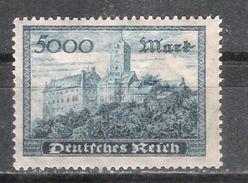 Reich N° 249 Neuf ** - Allemagne