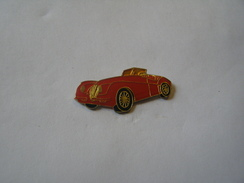 Pins Jaguar XK 120 Ou 140 Cabriolet - Jaguar