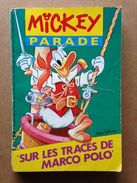 Disney - Mickey Parade - Année 1991 °° N°135 (avec Grand Défaut D'usure) - Mickey Parade