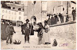CPA De LORMONT - Un Groupe De Bohémiens. - France