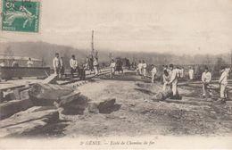 5e Génie - école De Chemin De Fer - Regimientos
