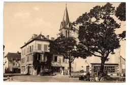 12 AVEYRON - SAINTE GENEVIEVE SUR ARGENCE Place Du Monument (voir Descriptif) - Frankreich