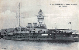 (59) Dunkerque - Marine De Guerre - Un Cuirassé 1917 - Dunkerque