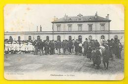 CHATEAUDUN La Gare (Laussedat) Eure & Loir (28) - Chateaudun