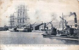 (59) Dunkerque - Une Darse Du Bassin Freycinet - Dunkerque