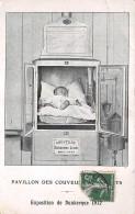 (59) Dunkerque - Exposition 1912 - Pavillon Des Couveuses D'enfants - Dunkerque