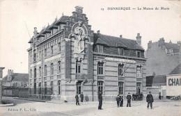 (59) Dunkerque - La Maison Du Marin 1914 - Dunkerque