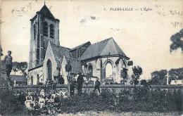 (59) Flers Lille - L'Eglise - Autres Communes