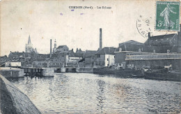 (59) Comines - Les Ecluses 1910 - France