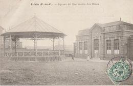 Liévin - Square De L'harmonie Des Mines - Lievin
