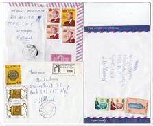 Marokko, 6 Envelopes - Marokko (1956-...)