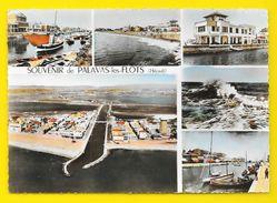 PALAVAS Souvenir Multivues (Combier) Hérault (34) - Palavas Les Flots