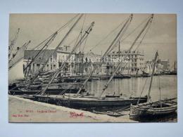 FRANCIA FRANCE Colonie TUNISIA SFAX Petit Chenal Old Postcard 32 - Tunisia