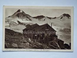 AUSTRIA OSTERREICH KURSINGER HUTTE Rifugio AK Old Postcard - Saalbach