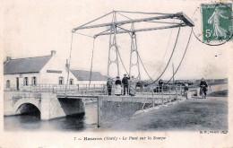(59) Hasnon - Le Pont Sur La Scarpe - France