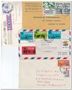 Mexico, 9 Envelopes - Mexico