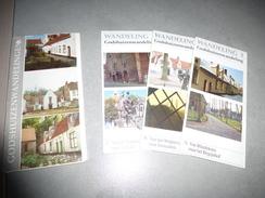 Godshuizenwandelingen In Brugge - Libros, Revistas, Cómics