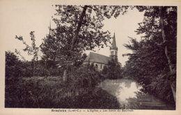 BRACIEUX - L'Eglise - Les Bords Du Beuvron - Frankreich