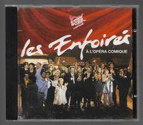 Les Enfoirés à L'opéra Comique 1995 - Compilations