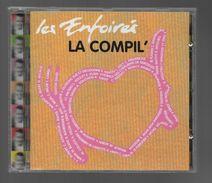 Les Enfoirés La Compil' 1996 - Compilations