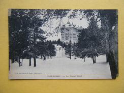 FONT ROMEU ODEILLO VIA. Le Grand Hôtel. - Autres Communes