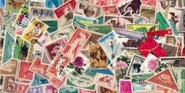 CHINE   86 Timbres Neufs Et Oblitérés Années 1950/60. - Collections, Lots & Séries