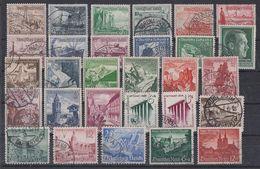 DR Lot 1 Marken Aus1933-1945 Gestempelt Ansehen !!!!!!!!! - Lots & Kiloware (max. 999 Stück)