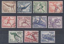 DR Lot 3 Marken Aus1933-1945 Gestempelt Ansehen !!!!!!!!! - Briefmarken