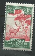 Nouvelle Calédonie - Timbre Taxe - Yvert N° 30 *   - Bce 9725 - Postage Due