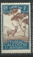 Nouvelle Calédonie - Timbre Taxe - Yvert N° 26 *   - Bce 9726 - Postage Due