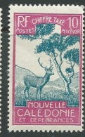 Nouvelle Calédonie - Timbre Taxe - Yvert N° 29 *   - Bce 9728 - Postage Due