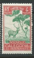 Nouvelle Calédonie - Timbre Taxe - Yvert N° 27 *   - Bce 9729 - Postage Due