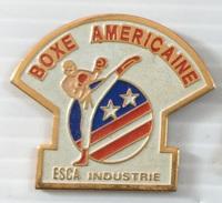 BOXE AMERICAINE ESCA INDUSTRIE - Boxing