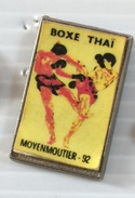 BOXE THAI MOYENMOUTIER - Boxing