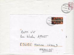 2 Enveloppes Oblitérées AP SPID (période Ciappa) - Marcophilie (Lettres)
