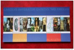 Geboortedag Karel V ; NVPH 1877 (Mi Block 63); 2000 POSTFRIS / MNH / ** NEDERLAND / NIEDERLANDE / NETHERLANDS - Unused Stamps
