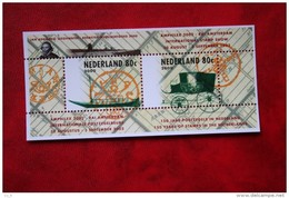Blok AMPHILEX 2002 ; NVPH 1926 (Mi Block 66); 2000 POSTFRIS / MNH / ** NEDERLAND / NIEDERLANDE / NETHERLANDS - Unused Stamps
