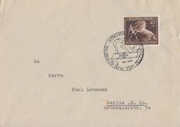 DR Brief EF Minr.699 SST München 30.7.39 - Briefe U. Dokumente