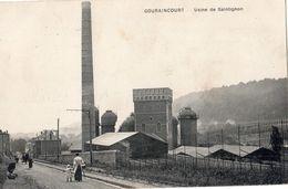 ENVIRONS DE LONGWY GOURAINCOURT USINE DE SAINTIGNON - France