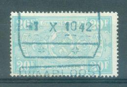 "BELGIE - TR 256 - Cachet Bleu  ""WAARLOOS"" - (ref. 16.267) - 1923-1941"