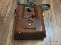 RS-70 Geiger Counter - Army & War