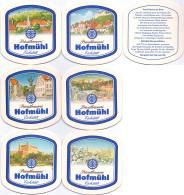 #D169-213 Reeks Viltjes Hofmühll - Bierviltjes