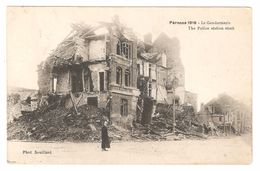 Péronne - 1919 - La Gendarmerie - Guerre 1914-18 - WW1 - Animée - Peronne